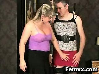 pervert seductive femdom fetish porn